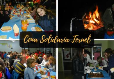 Crónica Cena Solidaria Teruel