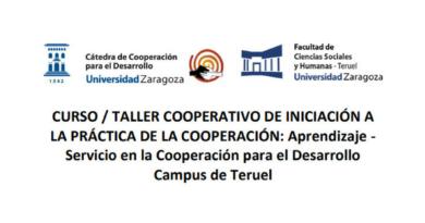 PROYDE sensibiliza en Teruel