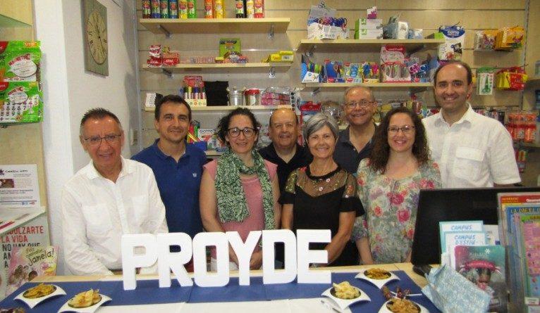 Raquel Papers firma acuerdo con PROYDE