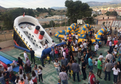Gran fiesta solidaria en Alcoi