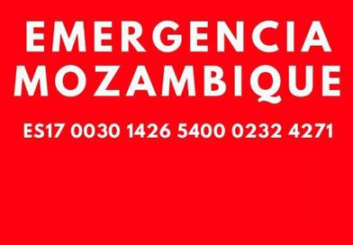 Emergencia en Mozambique