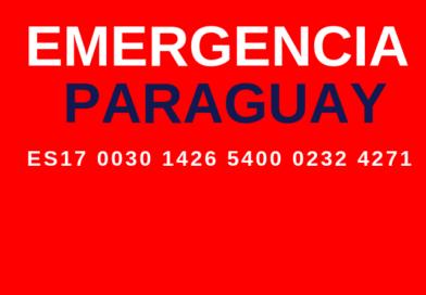 Emergencia en Paraguay