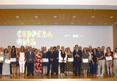 PROYDE reconocida por la Fundación Bancaja y Bankia Coopera ONG