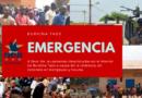 EMERGENCIA en Burkina Faso
