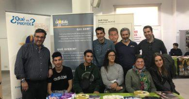 La delegación local de Alcoi participa en la 'XXIII Trobada per la Solidaritat'