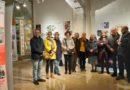La delegación local de Benicarló participa en una exposición y tertulia radiofónica