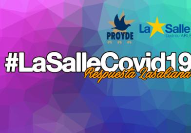 PROYDE y La Salle unidos por los más vulnerables