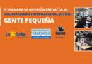 1ª Jornada de difusión del proyecto Gente Pequeña
